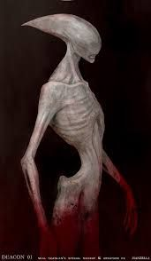 Image result for concept art creatures