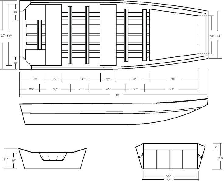 Free Plans On Wood Jon Boats   How To and DIY Building Plans Online Class - Boat -