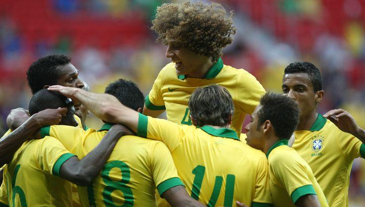 A CBF (Confederação Brasileira de Futebol) antecipou a convocação de cinco jogadores da seleção brasileira para amistosos da equipe em novem...