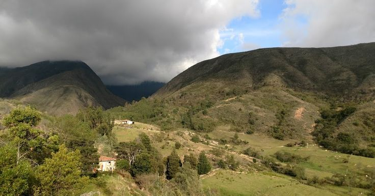 One of the important and the interesting parts in the Colombian adventure is the state of Boyacá , the state that contains 50 shades of gr...