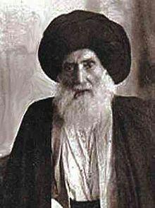 Seyed abul Hasan isfahani