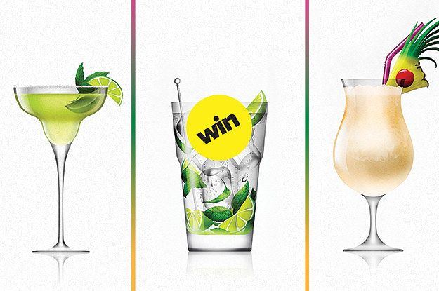 Make Yourself A Cocktail And We'll Tell You Where The Party's At