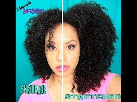 From Shrinkage To Full Fab Fro [Video] - http://community.blackhairinformation.com/video-gallery/natural-hair-videos/shrinkage-full-fab-fro-video/