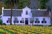 World renown wine routes - CapeTown