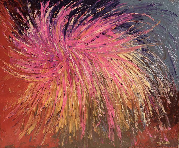 Best 25 peinture abstraite contemporaine ideas on for Toile abstraite