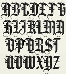 old english font letters 17 best ideas about fonts on scroll design 13898 | 76dba3b690524210bc487f5490771888