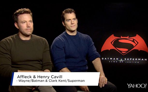 Batman v Superman cast responds to negative reviews
