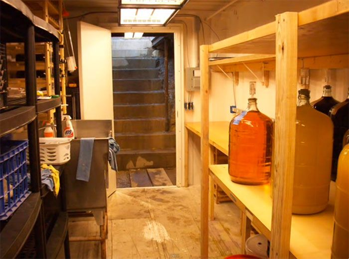 Shipping Container Makes An Amazing Underground Shelter