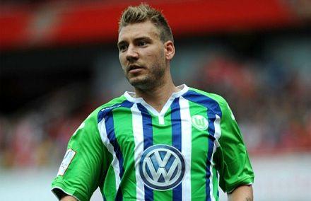 Nicklas Bendtner Akan Diboyong Newcastle United dari Wolfsburg