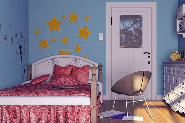 17 best images about teen girls bedroom ideas on pinterest - Teenage girl bedroom furniture ideas ...