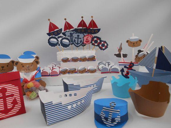 http://www.elo7.com.br/kit-scrap-festa-ursinho-marinheiro/dp/411AD2 Kit scrap festa de usinho marinheiro. Produzido em papeis de alta gramatura.  Criação Tania Freitas   Papeis sujeitos à disponibilidade do fornecedor local, consulte  Despachamos para todo o Brasil mediante correios. Frete pelo comprador.