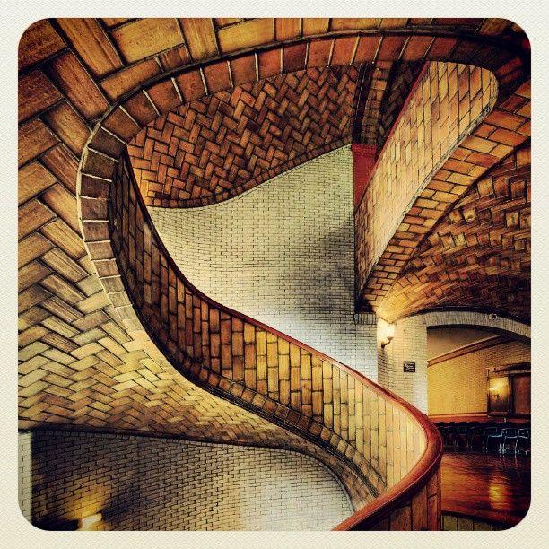 best carnegie mellon images university rafael guastavino moreno vaulted staircase in baker hall at carnegie mellon university