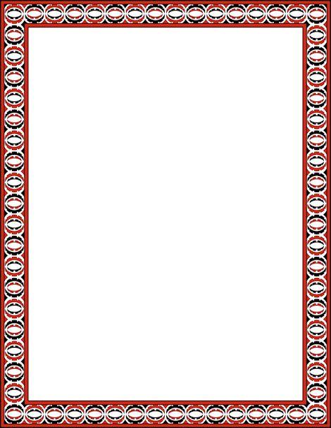 Printable Maori border. Free GIF, JPG, PDF, and PNG downloads at http://pageborders.org/download/maori-border/