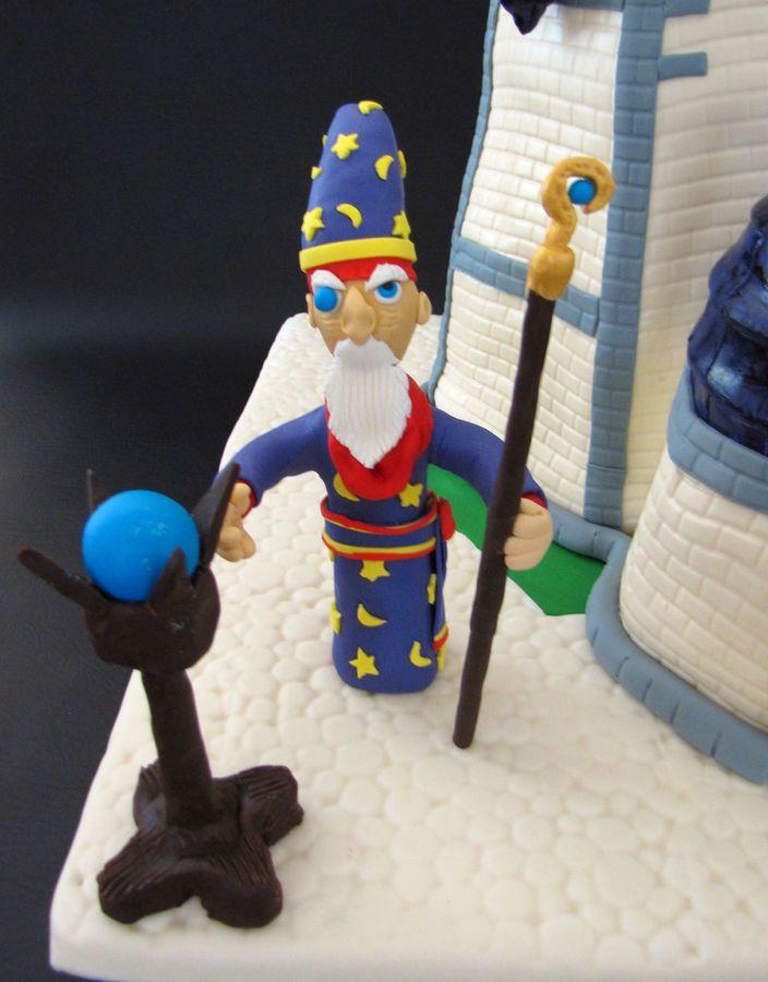 Wizard101 - Golem Tower — Fantasy/Gothic/Fairytale