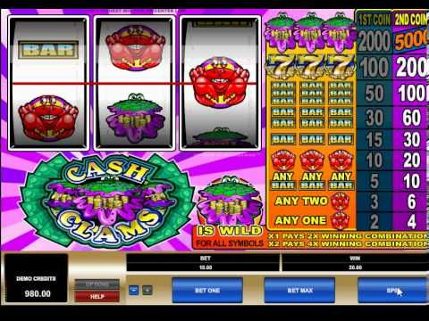Lucky £77 FREE Cash Clams Casino Kingdom Game Bonuses   Copy