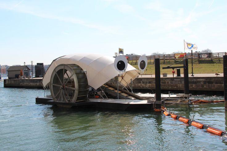 Mr. Trash Wheel | Baltimore Waterfront