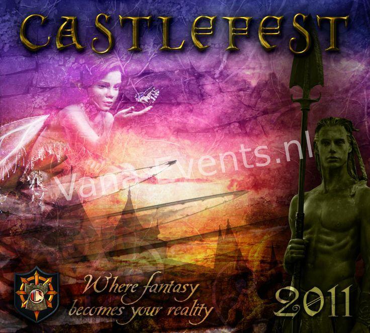 Castlefest 2011 CD