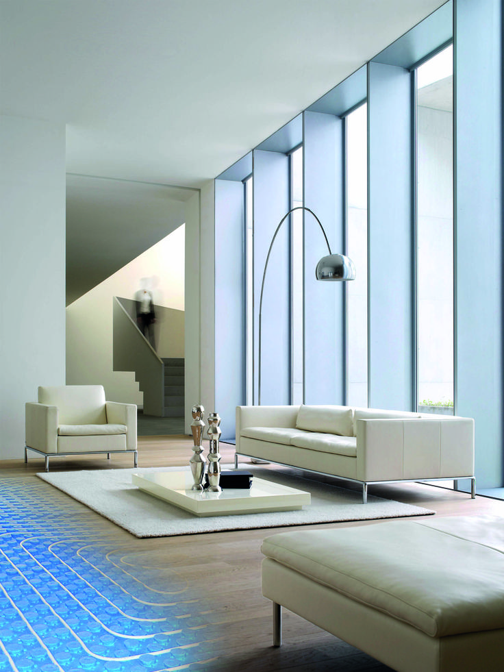 Valsir Underfloor Heating and Cooling Systems, Green Building   Sistemi di riscaldamento e raffrescamento a pavimento made in Italy