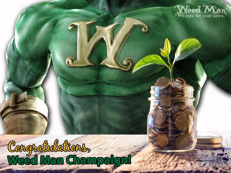 A big congratulations goes out to Weed Man Champaign, who recently hit the $1 million mark in sales. You can read more about their accomplishment here!