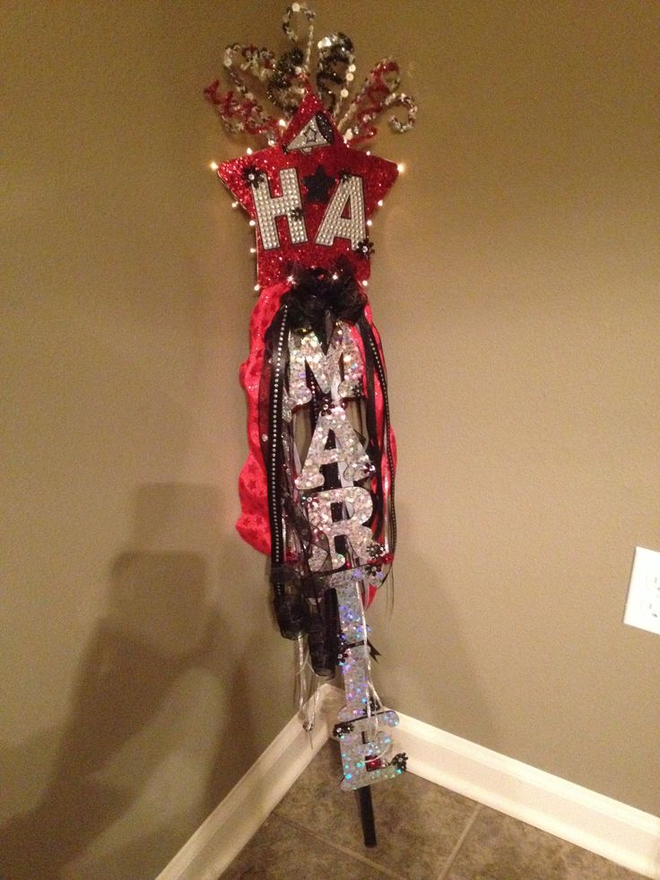 1000 Images About Cheer Sticks On Pinterest Football