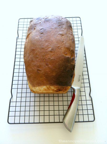 Thermomix Easy Everyday White Bread