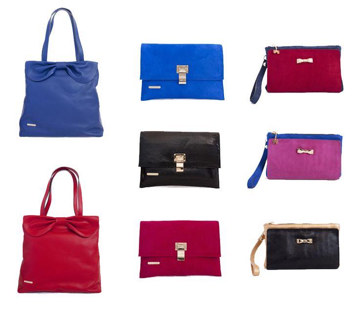 Barbarella lanza su primera línea de bolsos - http://www.femeninas.com/barbarella-lanza-su-primera-linea-de-bolsos/