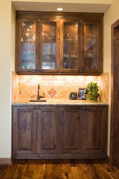 Southwestern Style Design Ideas, Pictures, Remodel, and Decor - page 8, nice bar