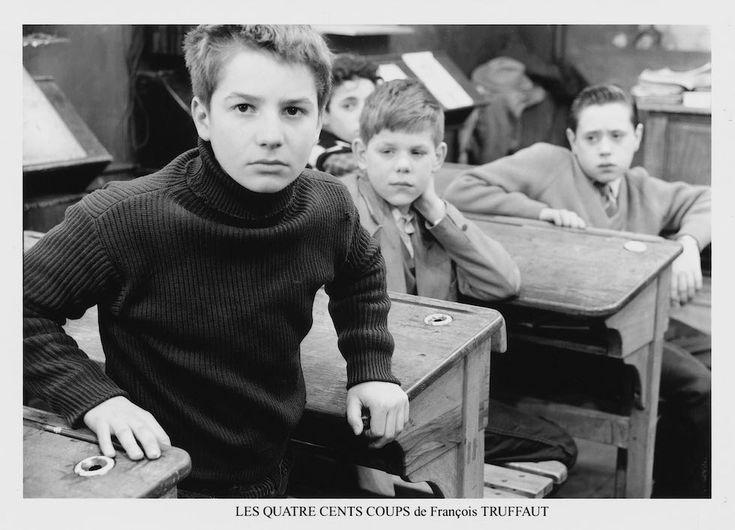 La mostra su Truffaut a Parigi - Il Post
