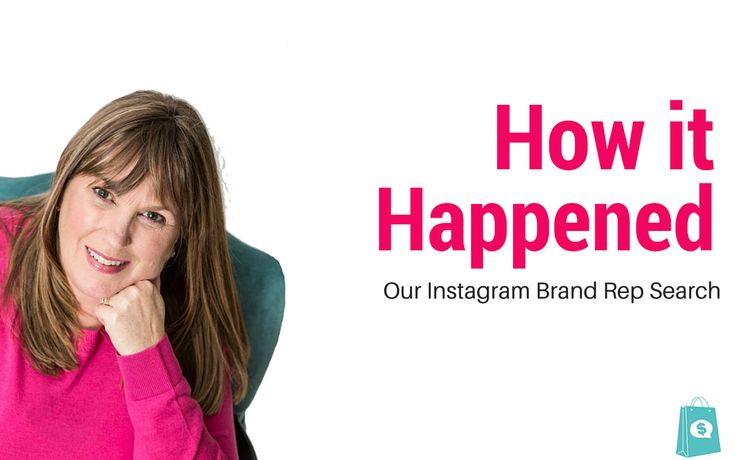 Using Instagram to find Brand Reps and grow out following!