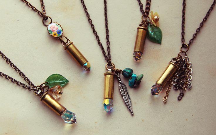 Bullet shell crafts
