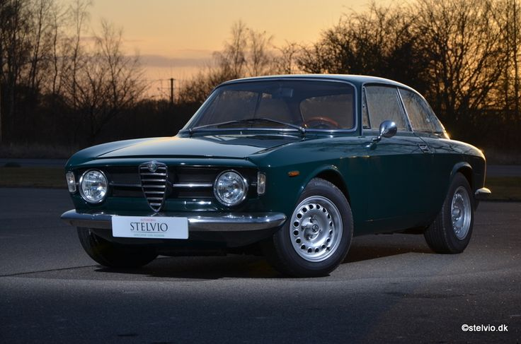 /1969 Alfa Romeo 1300 GT Junior