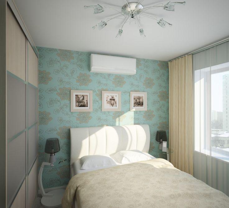 Die besten 25+ Kleines modernes Schlafzimmer Ideen auf Pinterest - zimmereinrichtung modern schlafzimmer