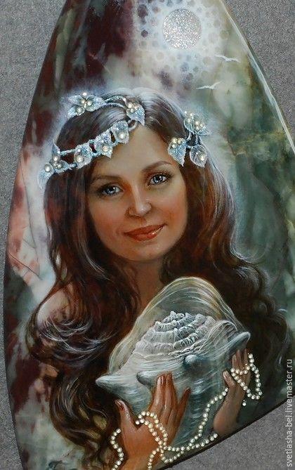 Fedoskino: Светлана Беловодова