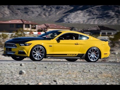 Exclusive 625hp Shelby GT testing, onboard, loud exhaust - YouTube