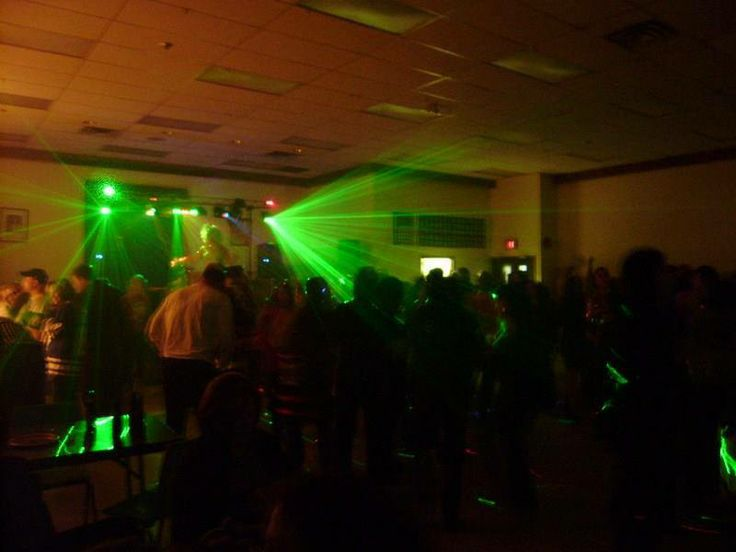 Laser extreme and high end light shows with DMX available.