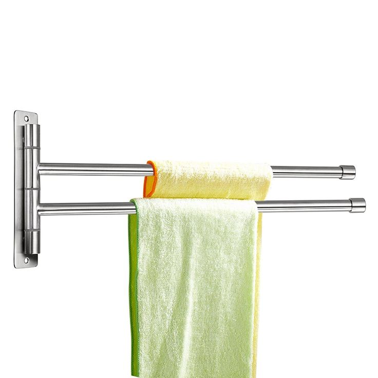 17 best ideas about folding bath towels on pinterest folding bathroom towels decorative - Towel racks for small spaces concept ...