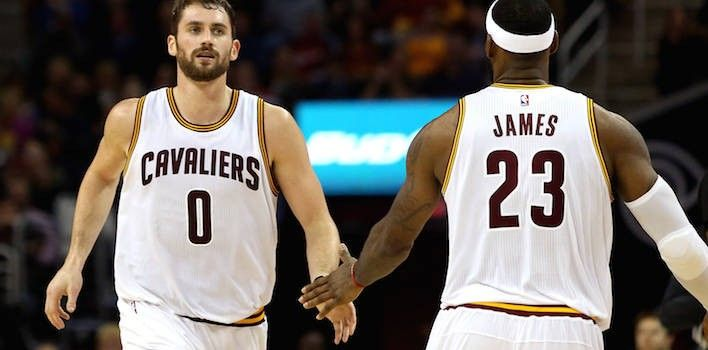 Lebron James Declares His Three Best Friends In The League