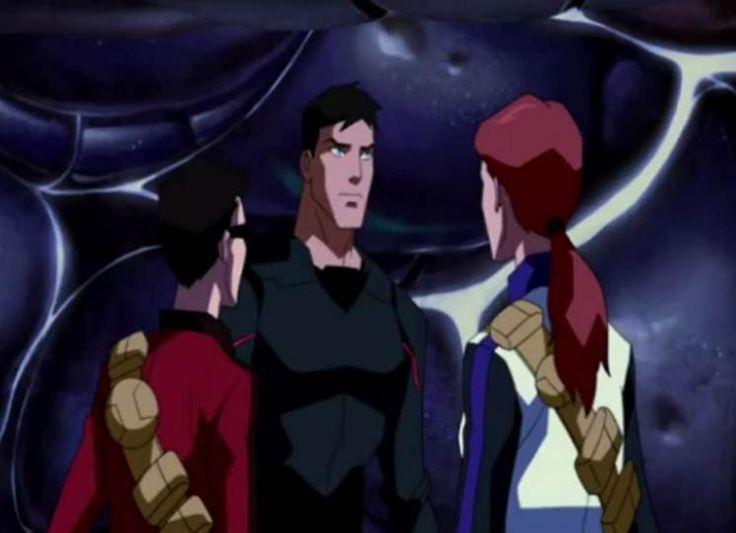 Young Justice Season 2 Episode 11 Cornered | Watch cartoons online ...