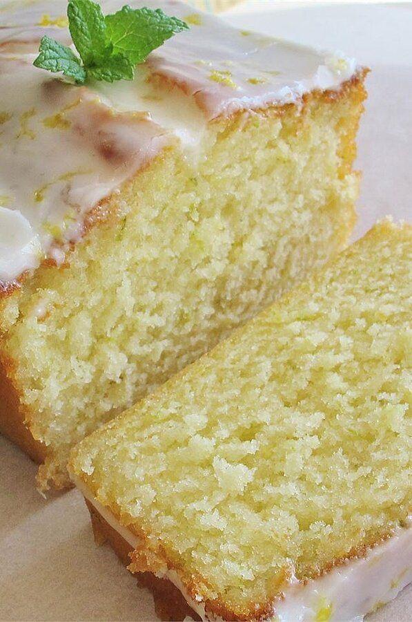 Zesty Lemon Loaf Recipe In 2020 Lemon Loaf Savoury Cake Dessert Recipes