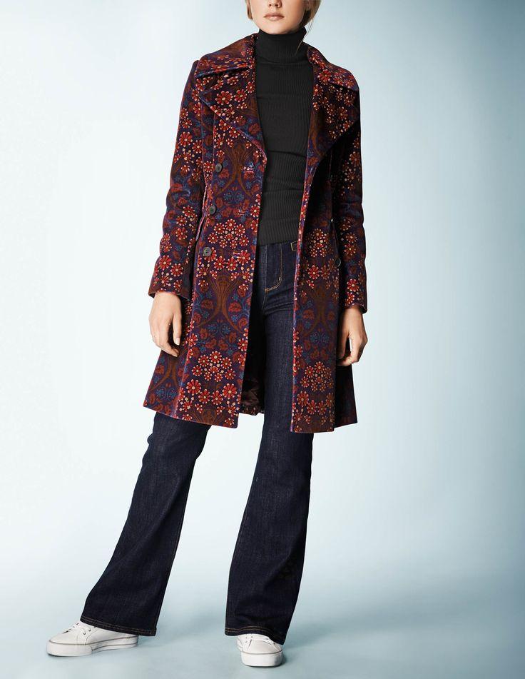Chelsea Coat #Boden #DiscountVouchers #CouponCodes