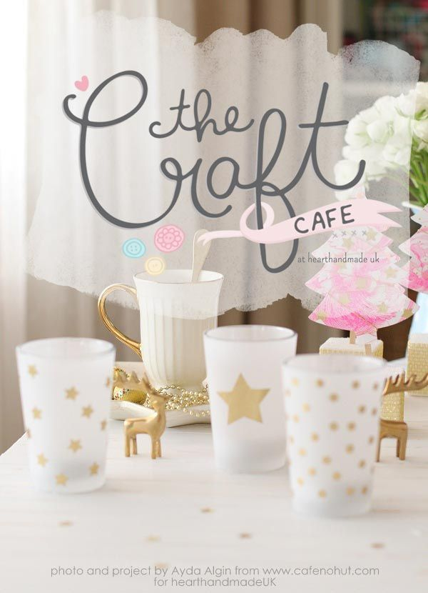 The Craft Cafe Gold Votive Holders Hello everyone ! I am very happy to be here again after a long break. Finally, We are in the most wonderful time of the year with lots of fun and entertainment. To prepare the new projects for the Christmas, always excites me. Today, I'm here with another fun … … Continue reading →