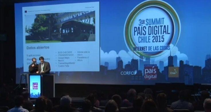 IoT y smart cities en el foco del Ministerio de Transporte y Telecomunicaciones de Chile