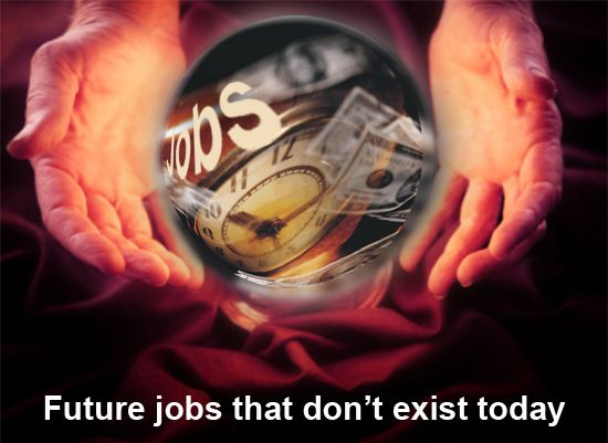 FuturistSpeaker.com – A Study of Future Trends and Predictions by Futurist Thomas Frey » Blog Archive » 55 Jobs of the Future