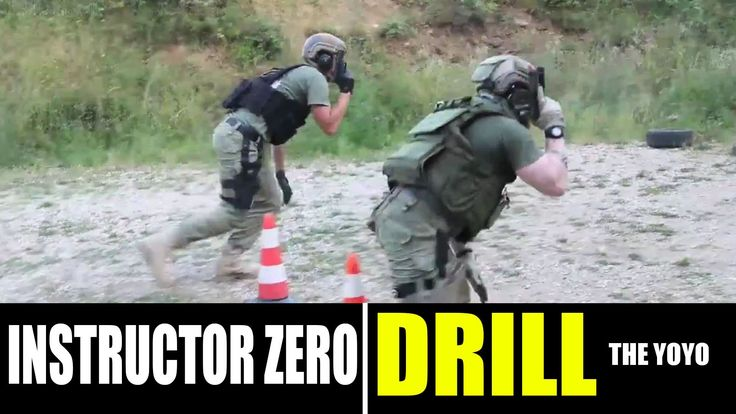 The YoYo drill is named because shooters shoot up, then down, up, then down---like a yoyo. The skills improved in this drill are self-evident in that they in...