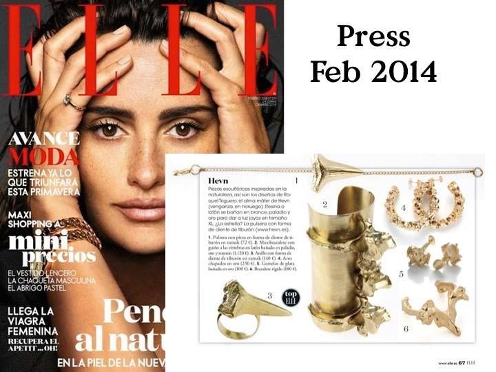 ELLE Magazine feb 2014