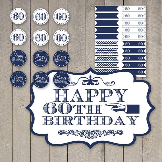 60th Birthday Color Ideas: 17 Best Images About 60th Birthday Ideas On Pinterest