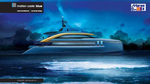 Luxury Catamaran: MARES 100