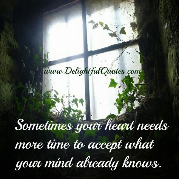Sometimes your #heart makes you hold on when there's even the #slightest #glimmer of #hope. However, your #mind already knows the most probable outcome. ~ #RandyDorilag