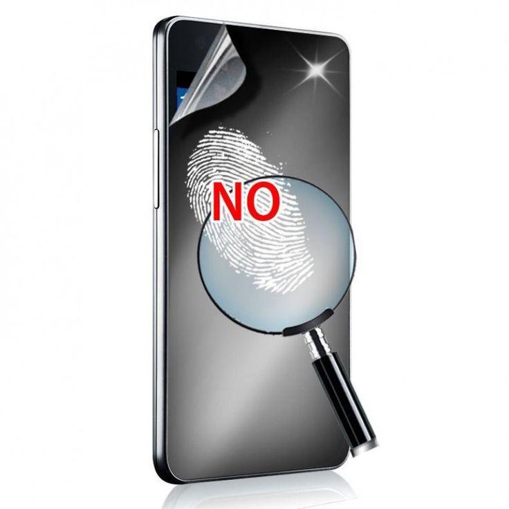 PURO Anti-fingerprint Screen Protector, Folia dla GALAXY S2