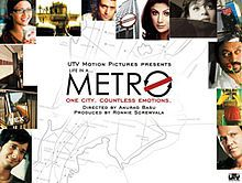 Life in a... Metro - In Hindi with English subtitles.